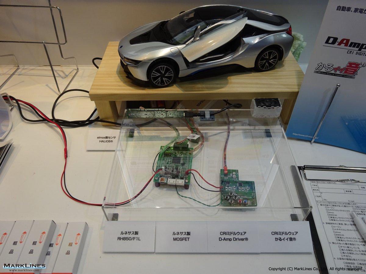 Renesas Electronics Corporation - MarkLines Automotive