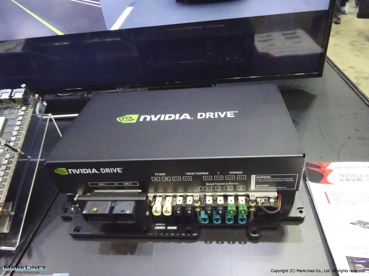 NVIDIA Corporation - MarkLines Automotive Industry Portal