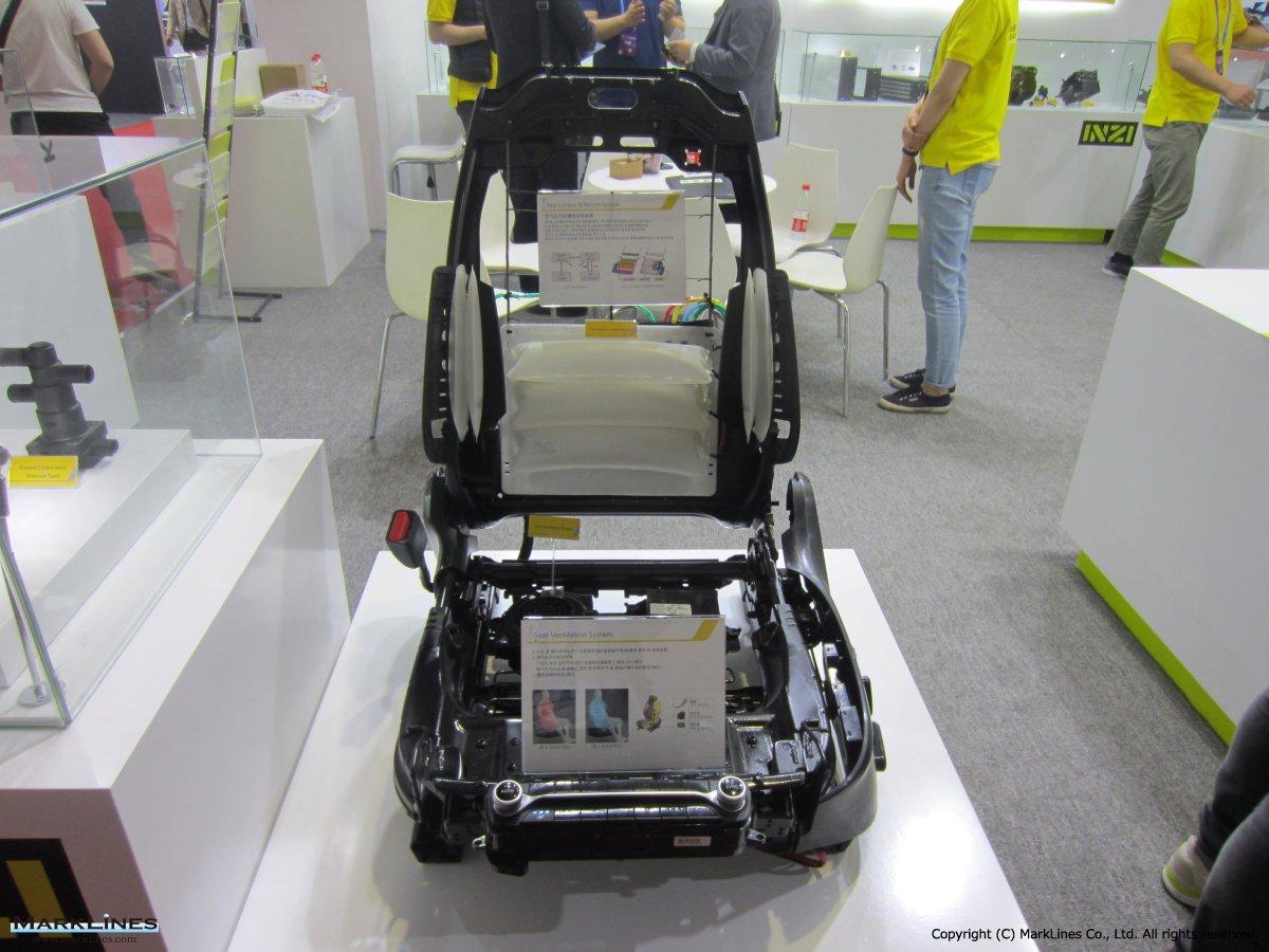 Inzi Controls Co Ltd Marklines Automotive Industry Portal Vehicle Wiring Products Logo