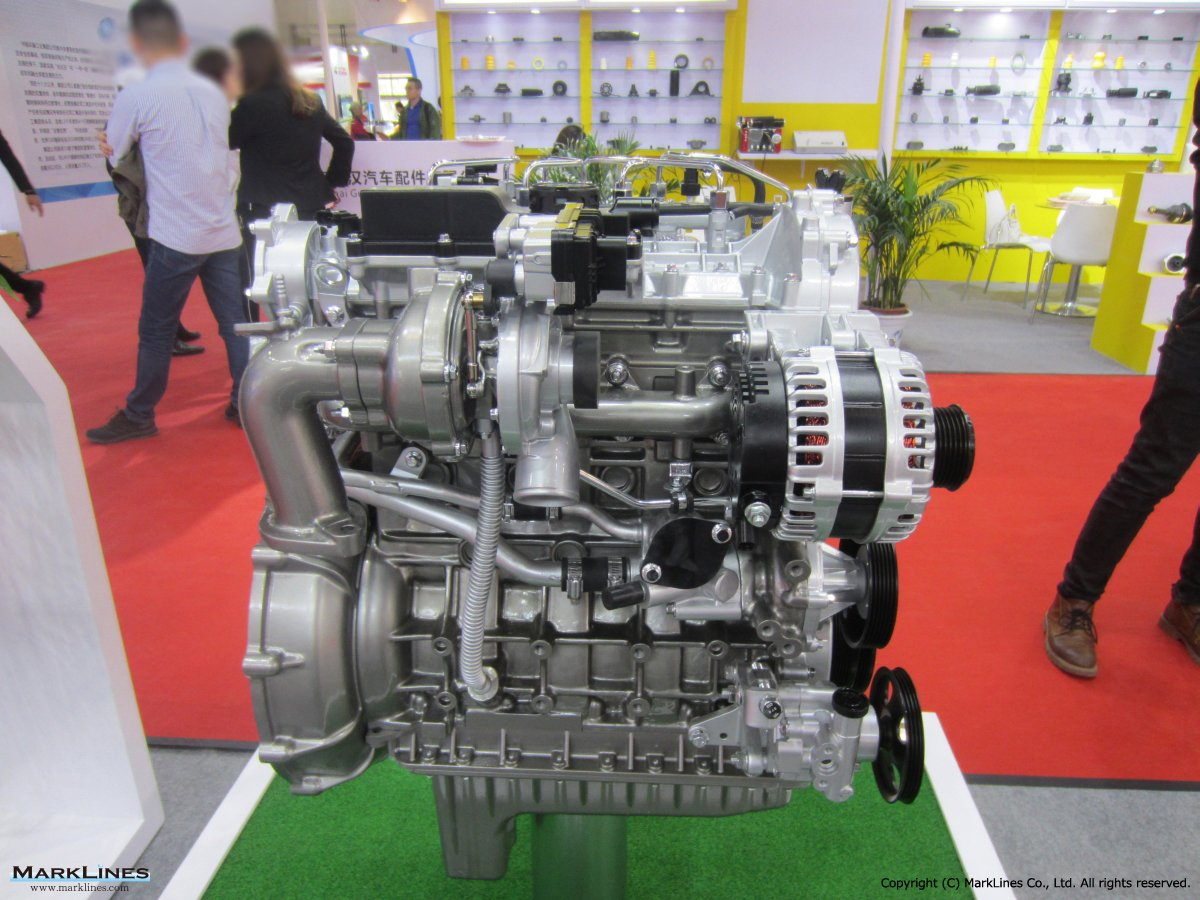 Report on the production of medium-row engines at YaMZ 73