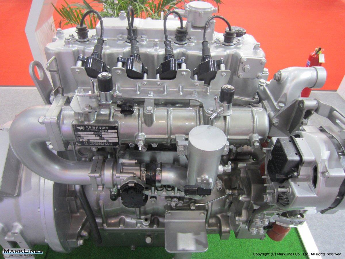 Report on the production of medium-row engines at YaMZ 56