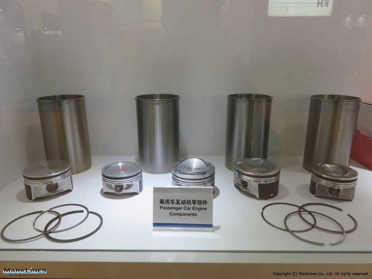 Mahle Technology Investment China Co Ltd Marklines Automotive Fuel Filters Gm Diesel 01 13 2016 Automechanika Shanghai