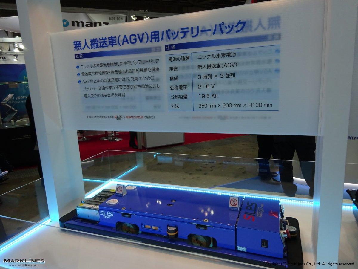 Parts manufacturer base detail:Primearth EV Energy Co , Ltd  [Japan