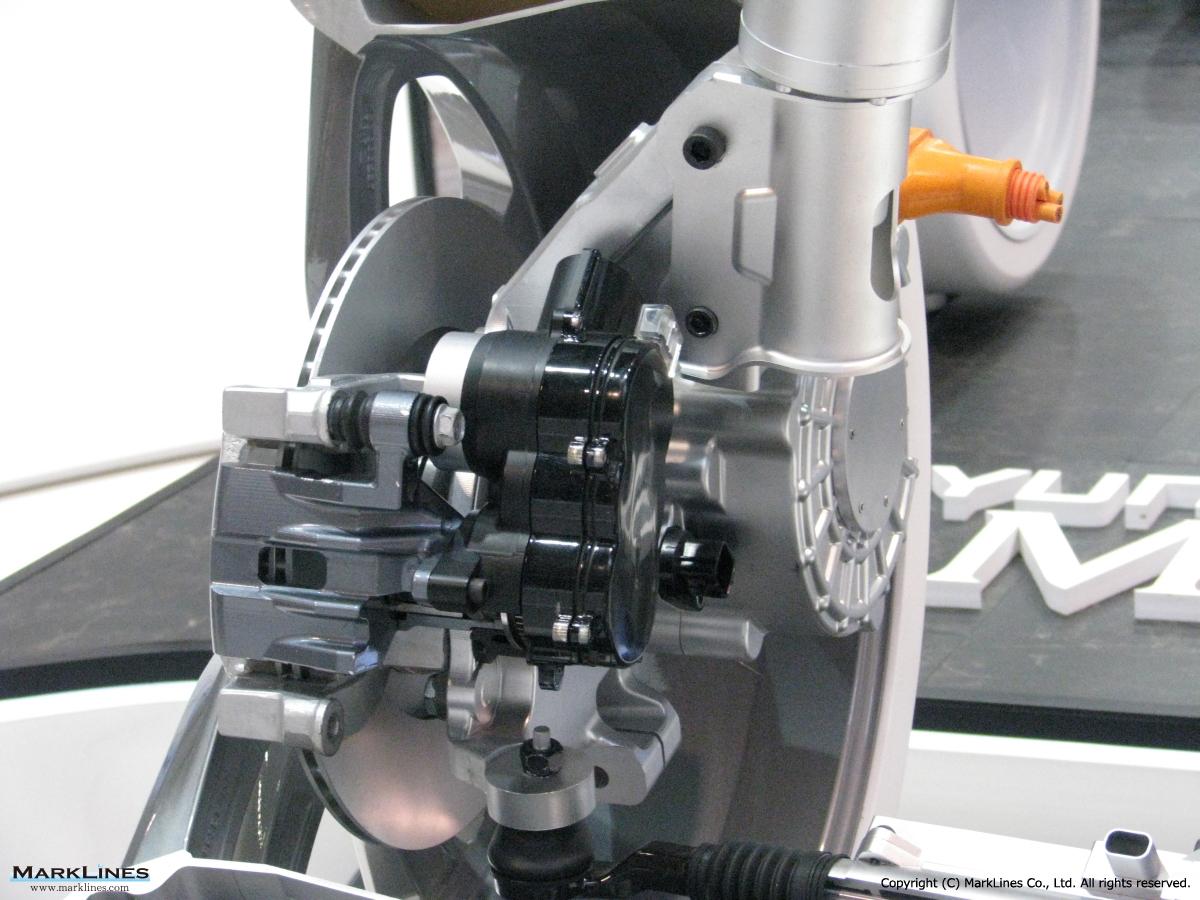 Hyundai Mobis Co , Ltd  - MarkLines Automotive Industry Portal
