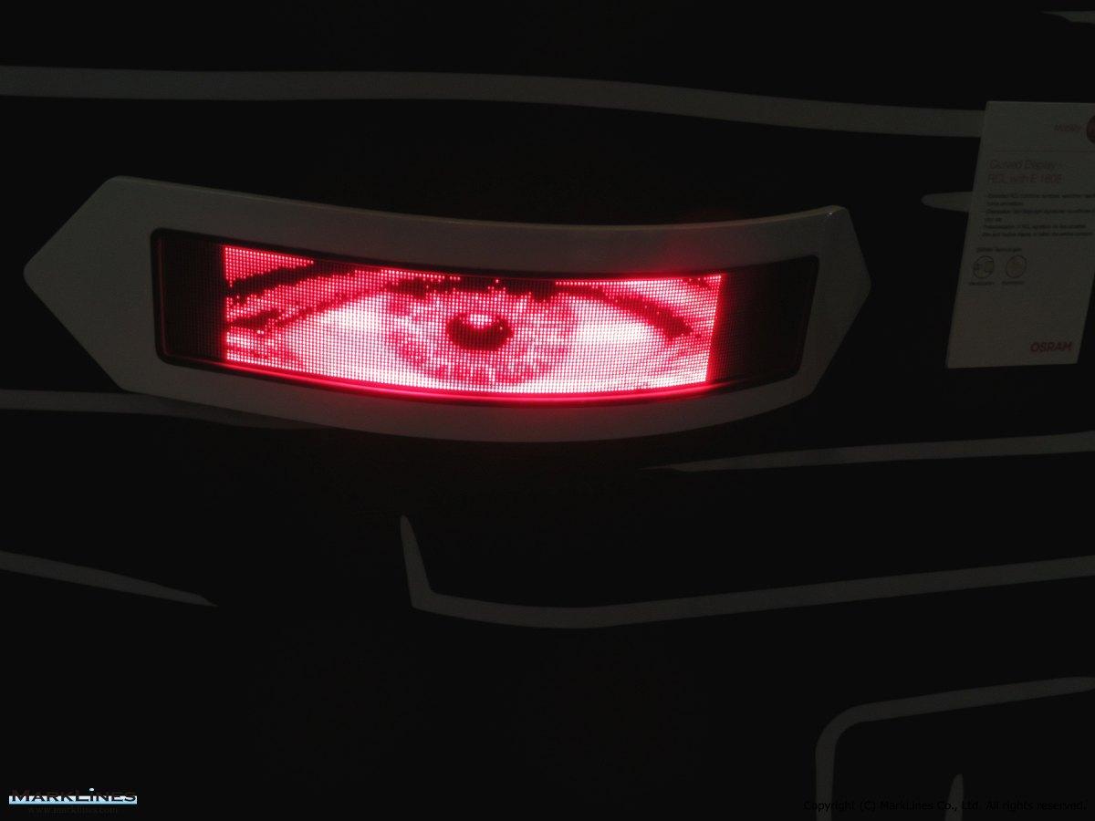 05 06 07 08 09 Mustang Valeo Sylvania OEM Stock Right Parking Light Marker Lamp
