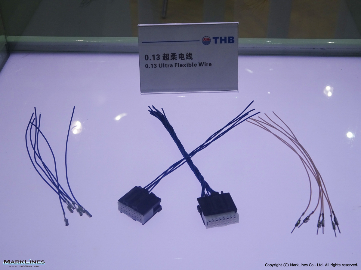 China Auto Electronics Group Limited Thb Marklines Wiring Harness Suppliers India Ultra Flexible Wire