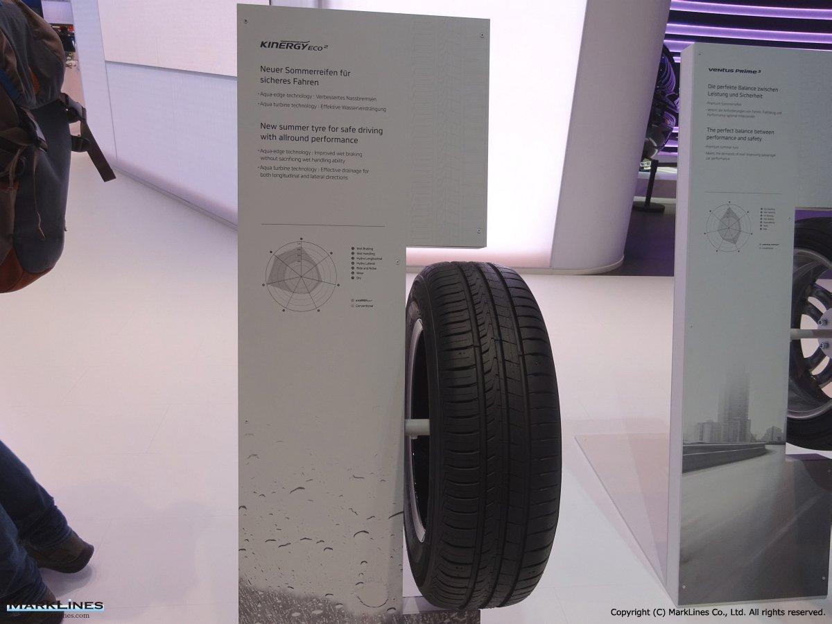 Hankook Tire Technology Co Ltd Formerly Hankook Tire Co Ltd