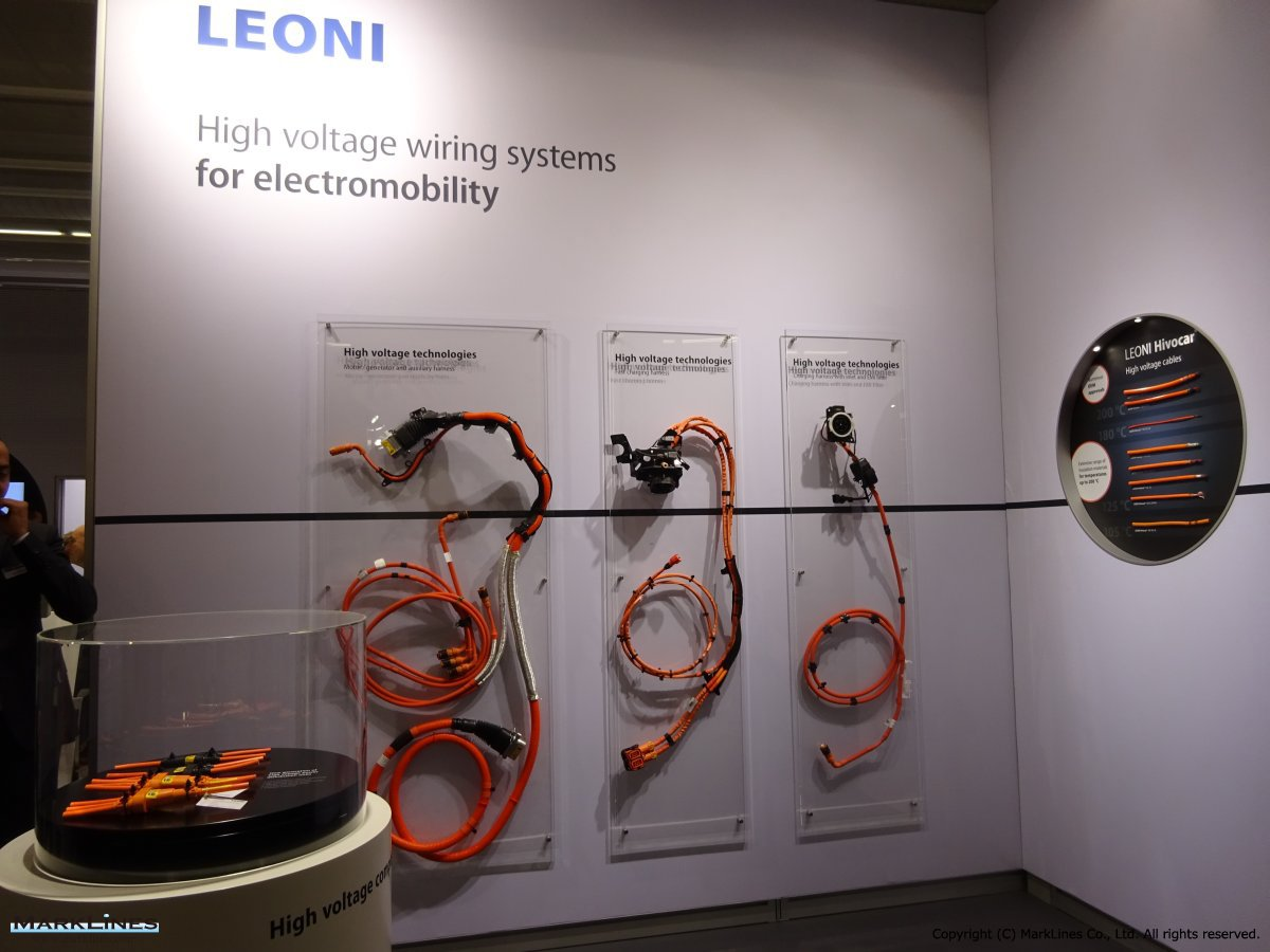 Leoni Ag Marklines Automotive Industry Portal Direct Wire Vehicle Wiring Database Cables Logo