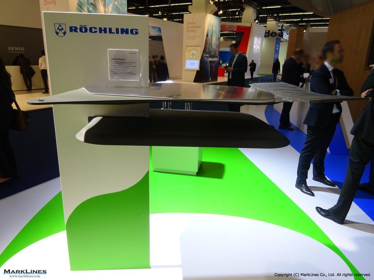 Roechling Se Co Kg Marklines Automotive Industry Portal 2014 Ford Mustang 3 7 Fuel Filter Location Iaa Frankfurt Auto Show 2017