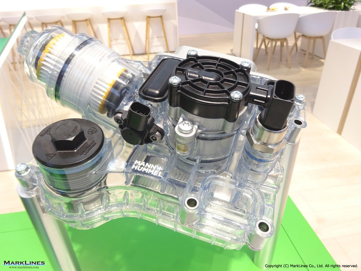 Mann Filter Mann C 20 029 Engine Compartments