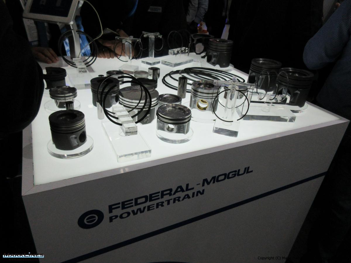 Federal-Mogul Holdings LLC - MarkLines Automotive Industry