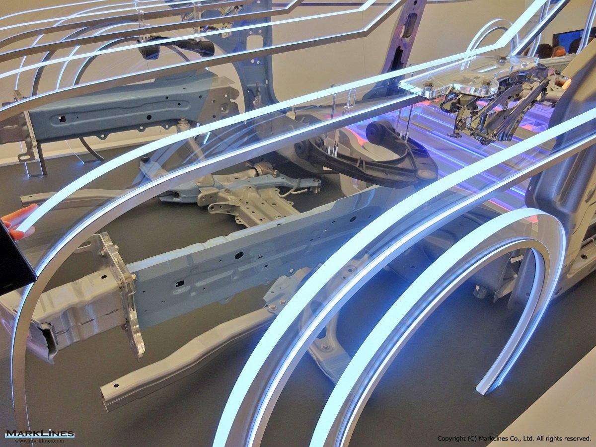 Gestamp Automocion Sa Marklines Automotive Industry Portal Vw Control Arm Arms Low Price Leader Logo