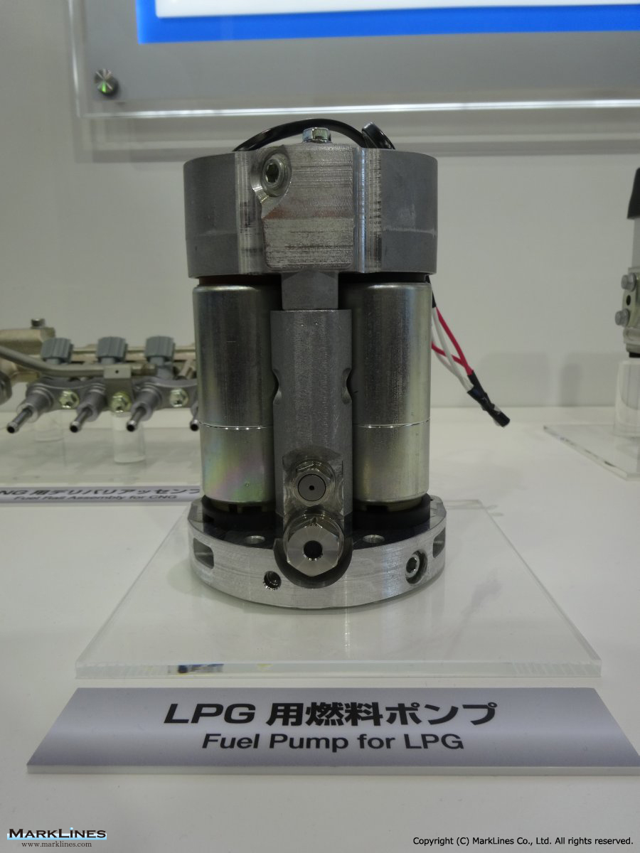 Fuel Pump for LPG