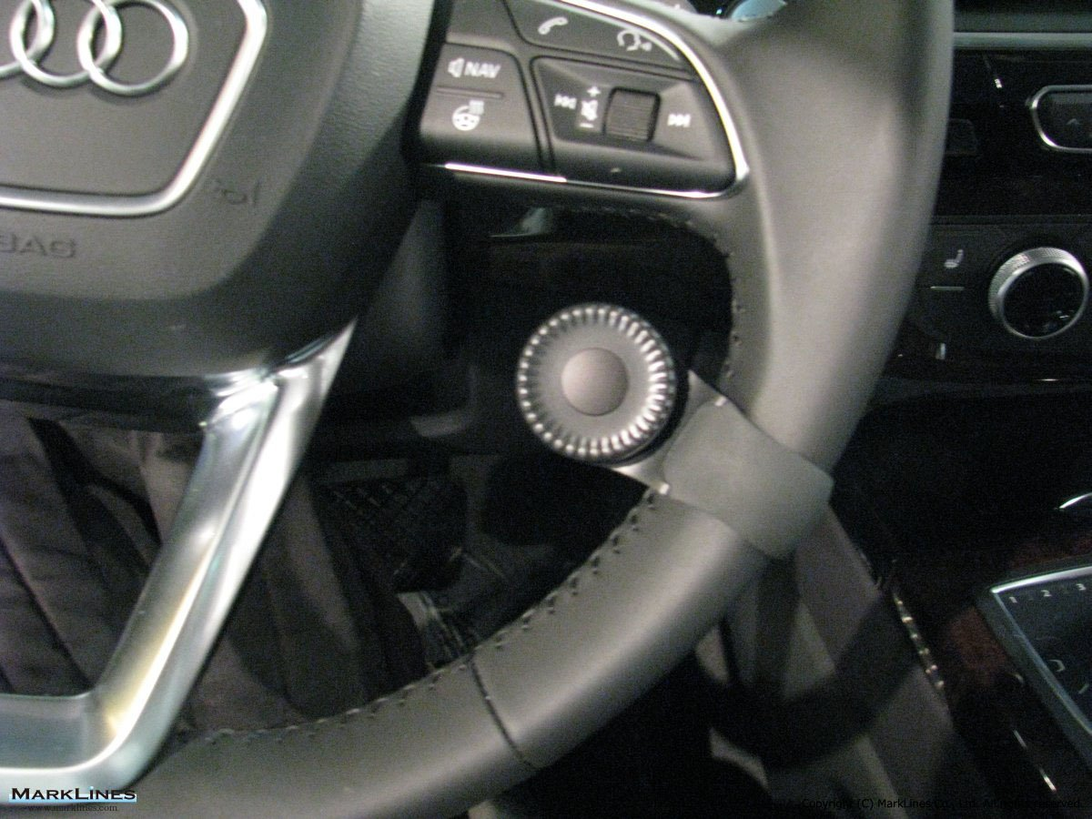 Harman International Industries Inc Marklines Automotive Mark 4 Astra Fuse Box Controlled By Rotary Knob Attached To Steering Wheel And Gesture Controls Can Provide Navigation Information Connect With A Phone Through Bluetooth