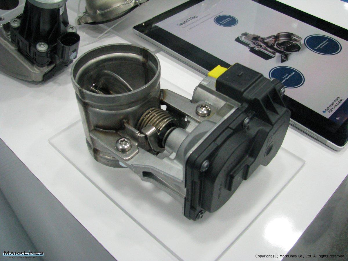 Rheinmetall Automotive AG (Formerly KSPG AG) - MarkLines Automotive