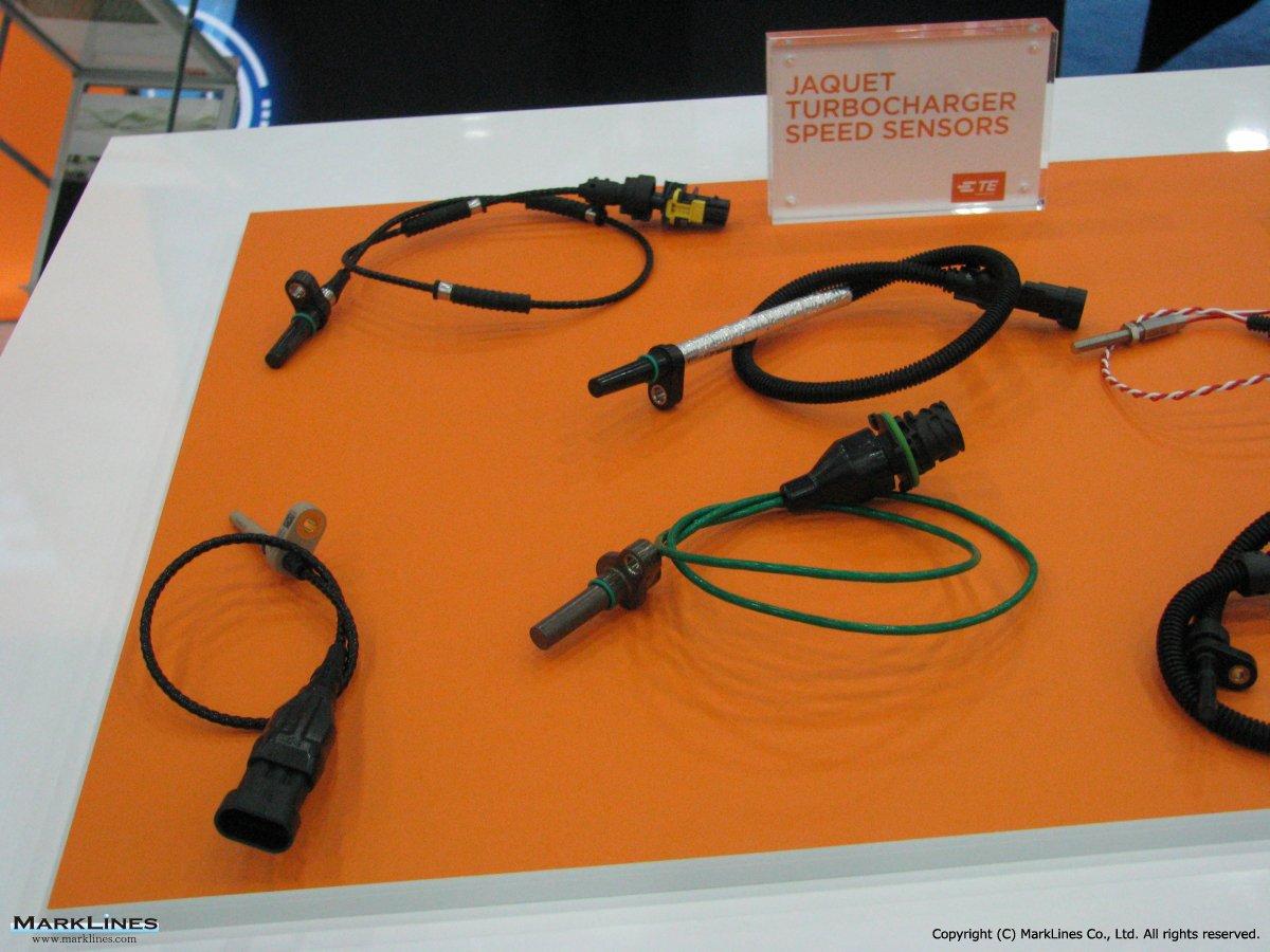 Te Connectivity Ltd Formerly Tyco Electronics Marklines Porsche Cr 1 Wiring Logo