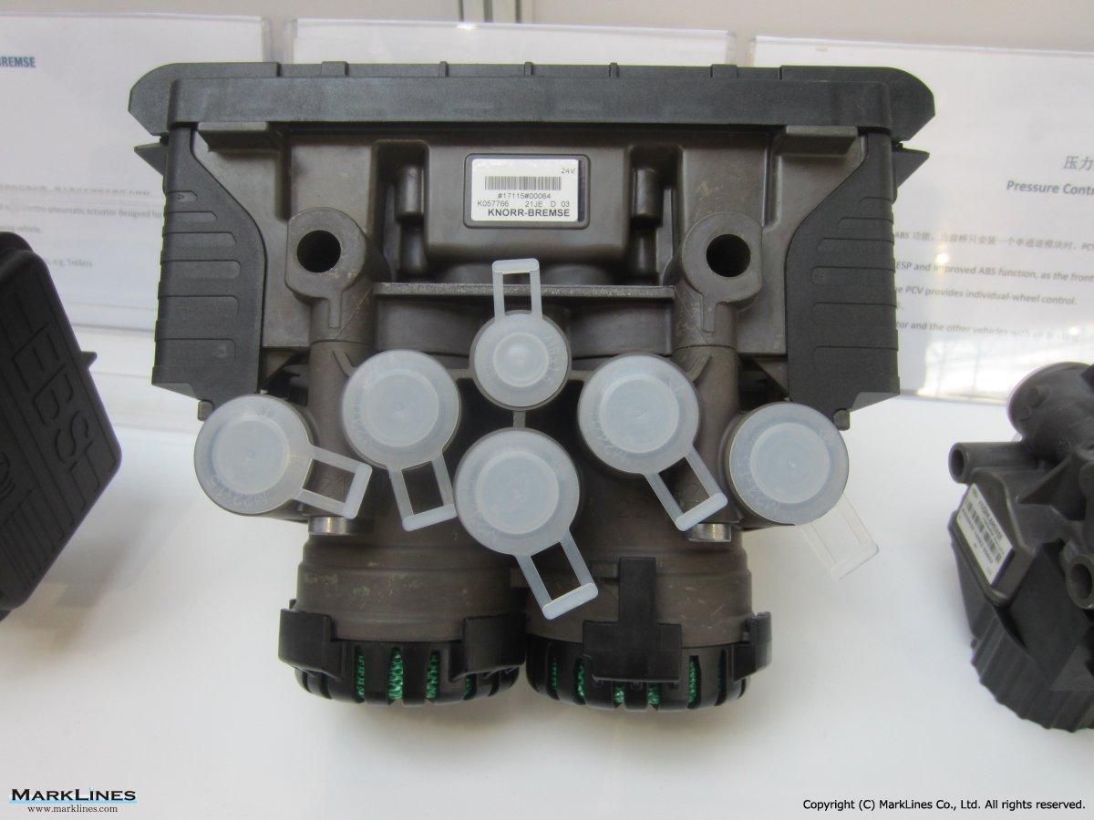 Knorr-Bremse AG - MarkLines Automotive Industry Portal