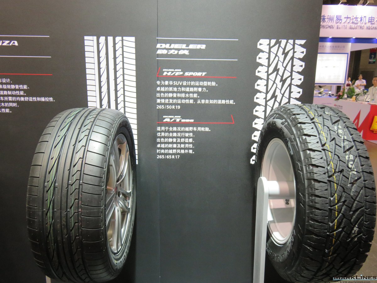 Lowered Honda Crosstour Bridgestone Corporation Marklines Automotive Industry Portal 2016 Shanghai International Auto Parts And Service Exhibition