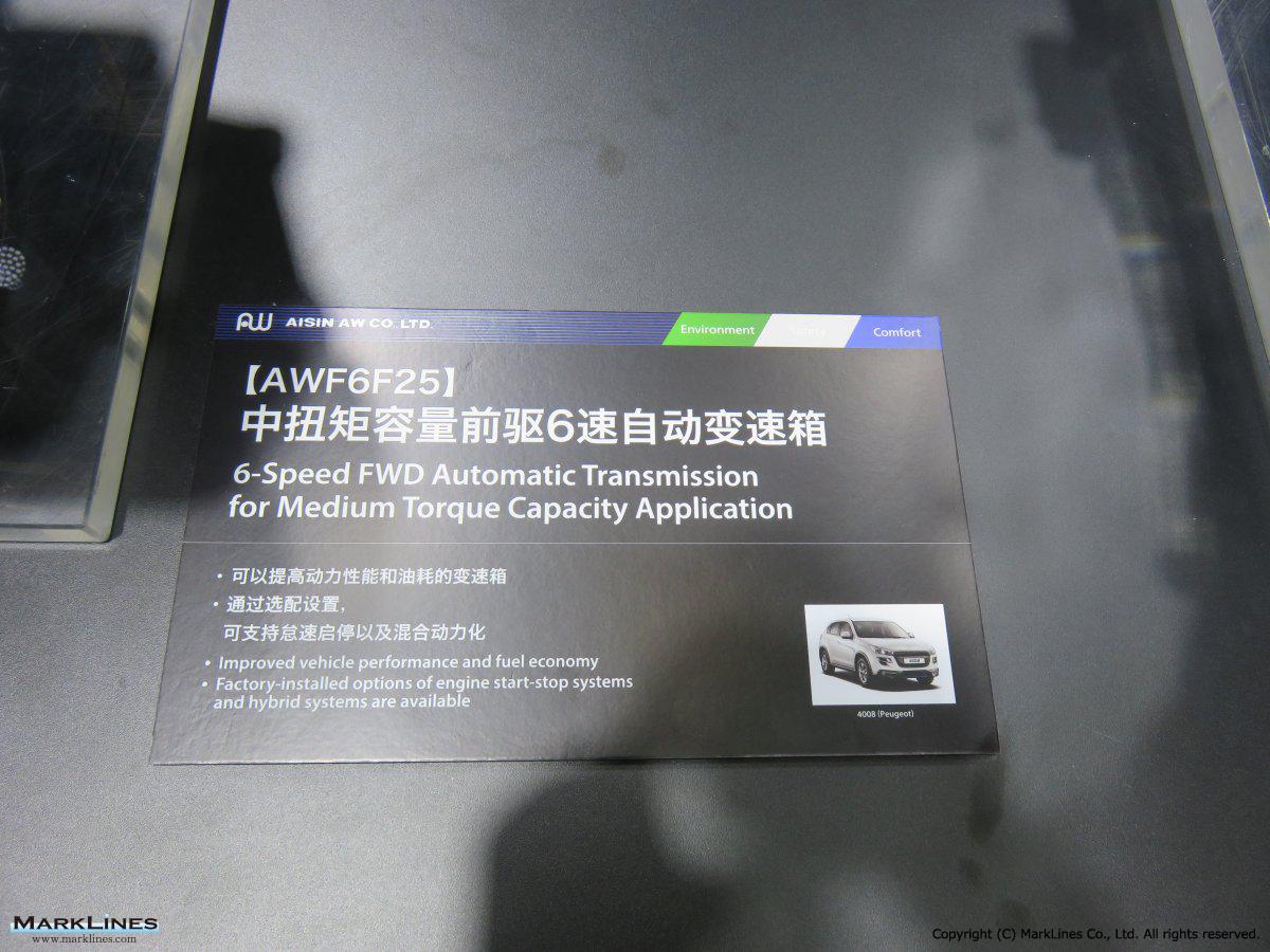 Aisin AW Co , Ltd  - MarkLines Automotive Industry Portal