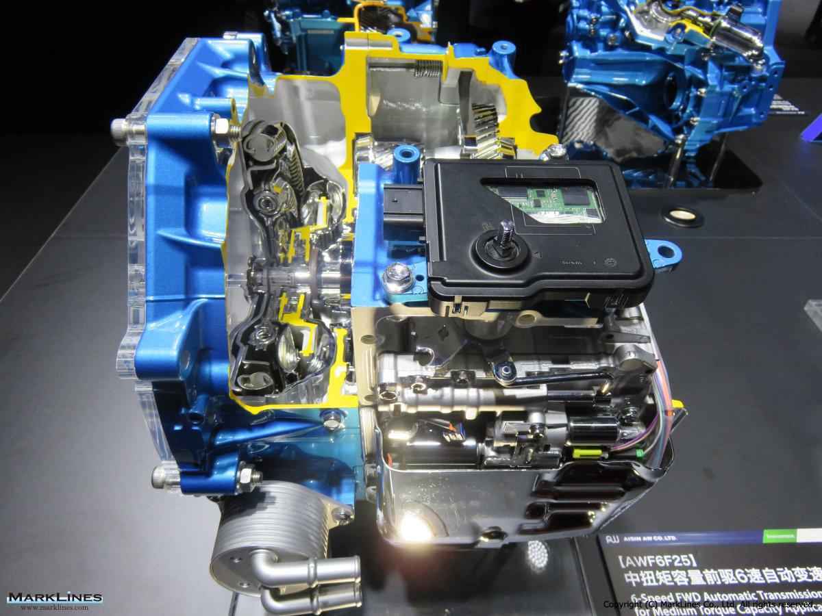 Aisin Transmission Parts