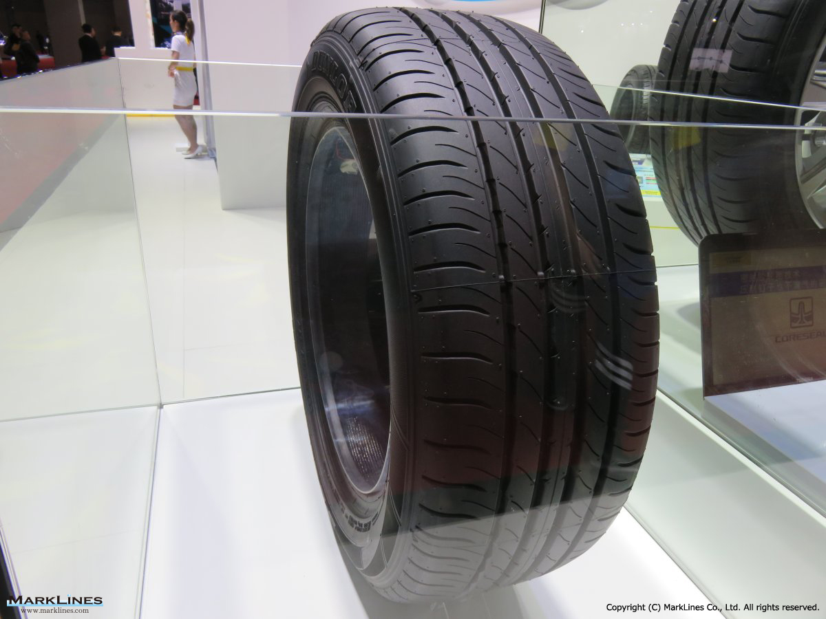 sumitomo rubber industries, ltd. - marklines automotive industry portal