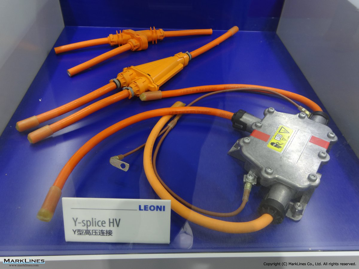 Leoni Ag Marklines Automotive Industry Portal Wiring Specialist Logo