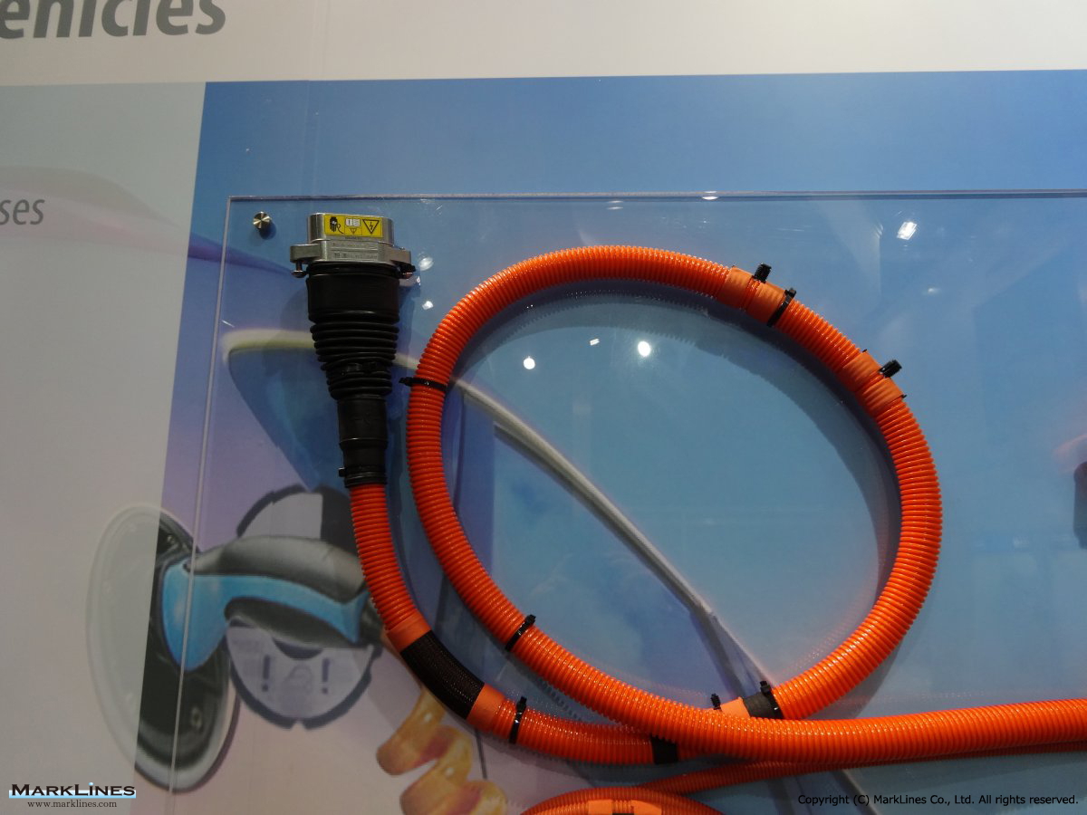 Leoni Ag Marklines Automotive Industry Portal Wire Harness Expo Combined Hv Wiring Logo