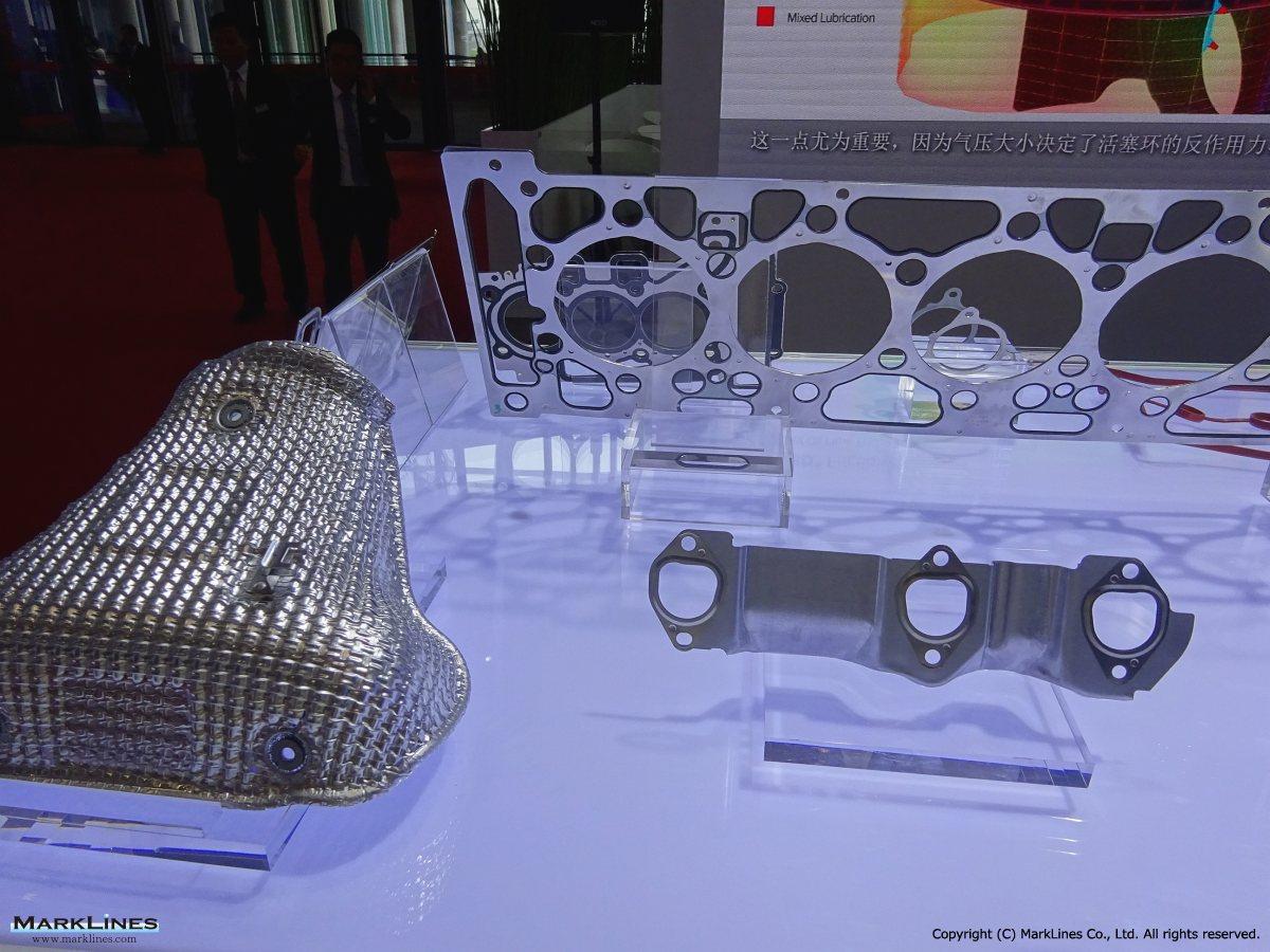 Tenneco Inc  - MarkLines Automotive Industry Portal