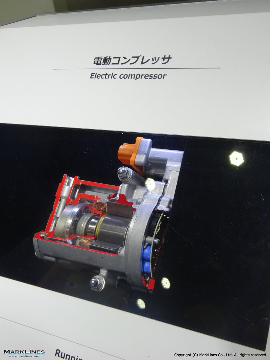Toyota Industries Corporation Marklines Automotive Industry Portal Denso Kompresor Suzuki Sx4 Electric Compressor