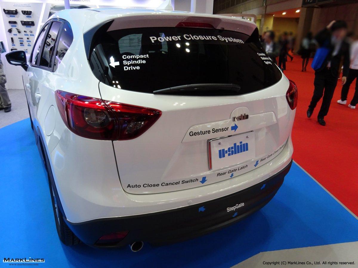 U-SHIN LTD  - MarkLines Automotive Industry Portal