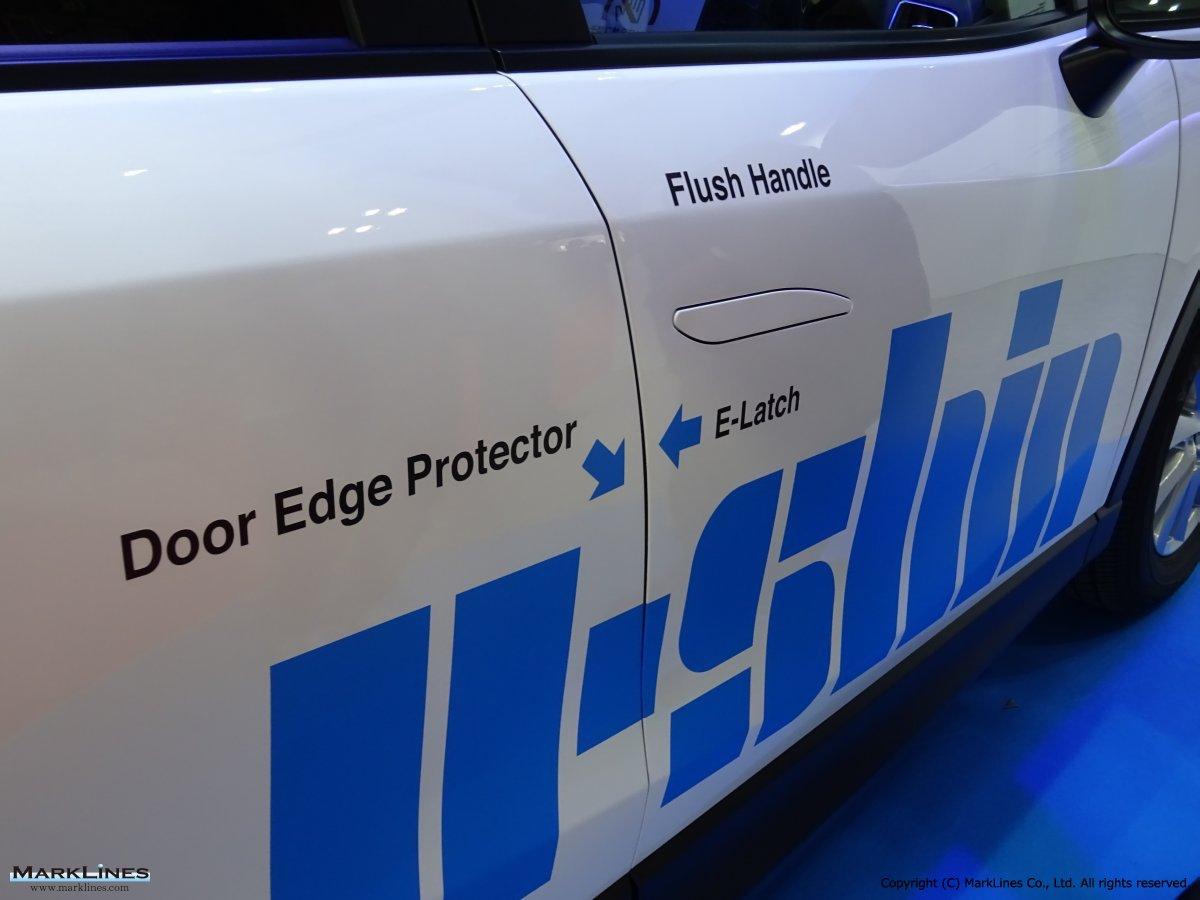 u shin ltd marklines automotive industry portal