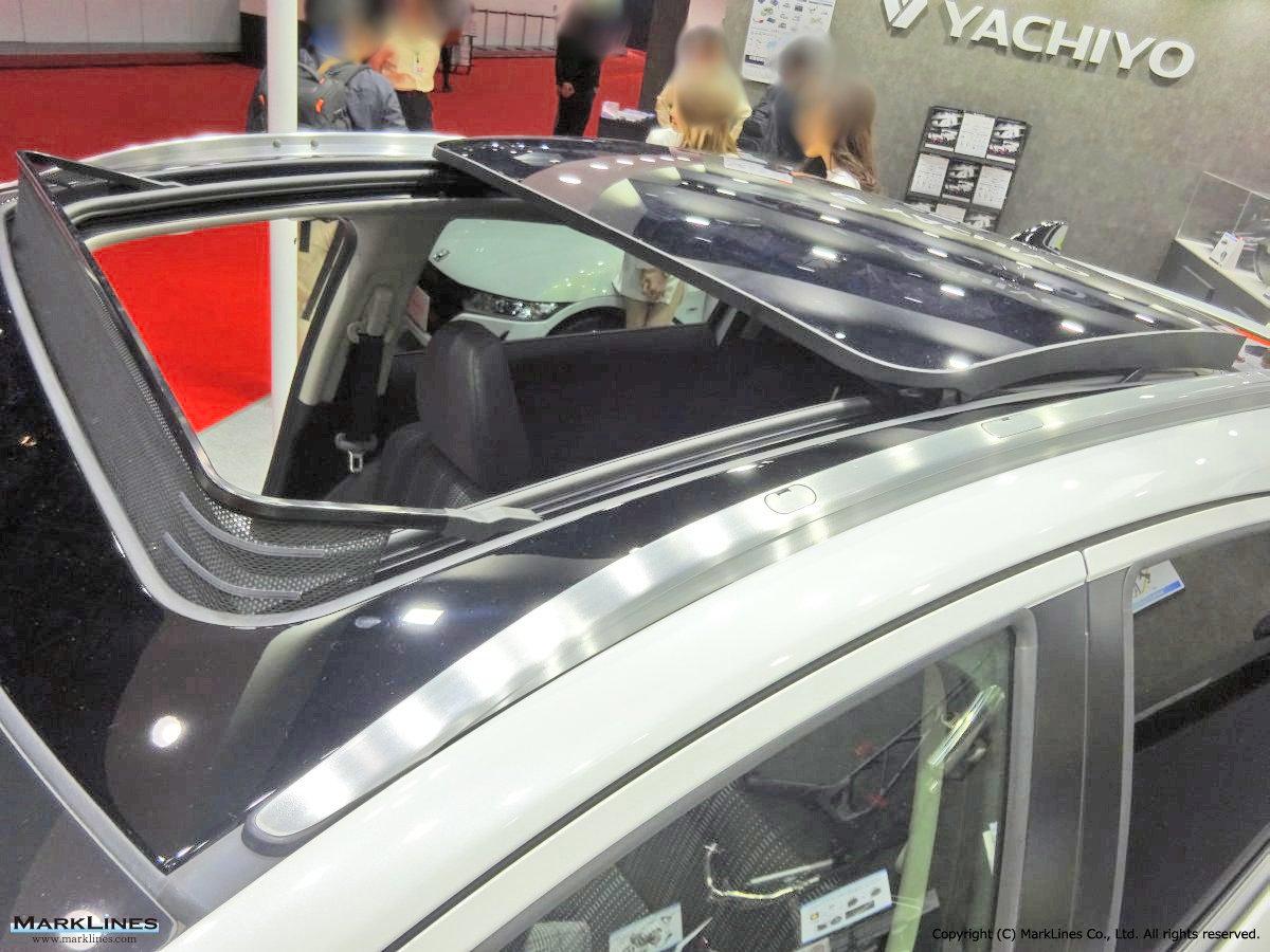 Yachiyo Industry Co , Ltd  - MarkLines Automotive Industry