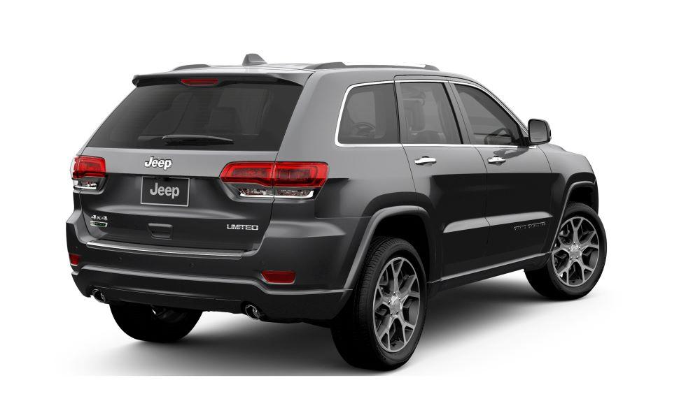 Jeep Grand Cherokee Gains Standard Semi Autonomous