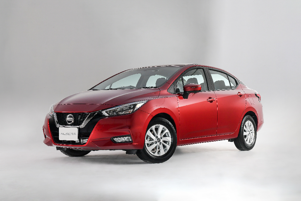 All New Nissan Almera 2020 Makes Asian Debut In Thailand Marklines Automotive Industry Portal