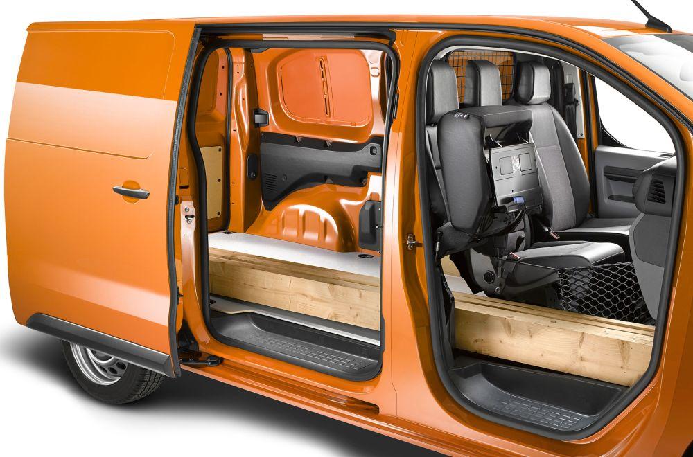 Opel Launches Third Generation Opel Vivaro Marklines Automotive