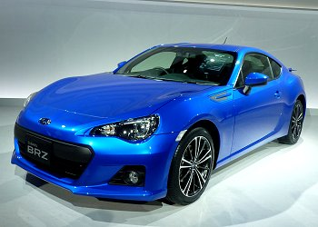 "Subaru version, ""BRZ"""