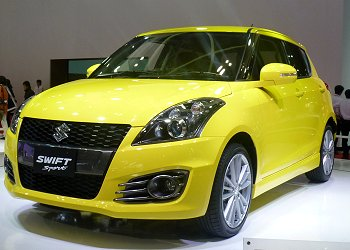 3rd-generation Suzuki Swift Sport