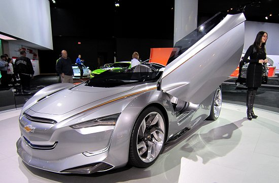 MIRAY 2-seat sports car concept