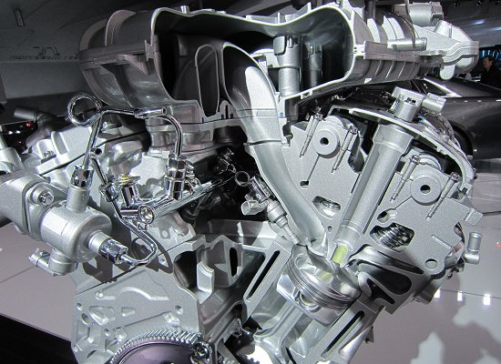3.6-liler V6 gasoline engine that is used in the Cadillac CTS