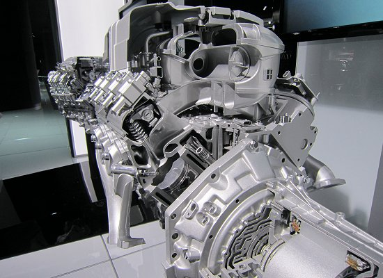 6.0-liler V8 gasoline engine that is used in the Cadillac Escalade Hybrid