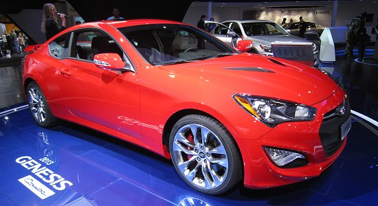 2013MY New Genesis Coupe