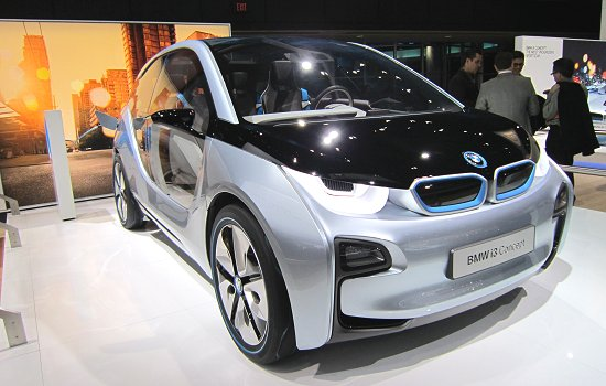 i3 concept that is being charged