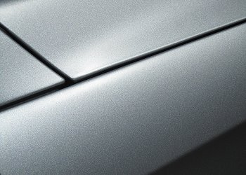 Body surface of (matte silver )LS550