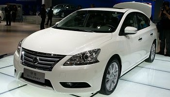 Dongfeng Nissan Passenger Vehicle's New Sylphy
