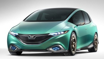 Dongfeng Honda's Concept S