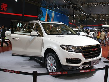 New HAVAL H8
