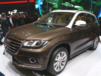 New HAVAL H2
