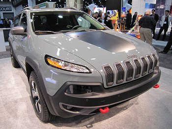 The 2014 Jeep Cherokee