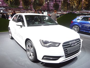A3ultra, delivering fuel economy of 3.2L/100km