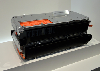 6.7 kWh lithium-ion battery pack for Accord PHV